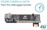 面向STM32應用開發的調試探頭STLINK-V3MINI介紹