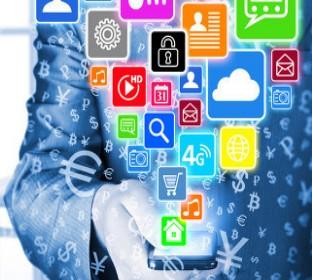 今年全球智能手機終端市場的出貨量達到12.4億