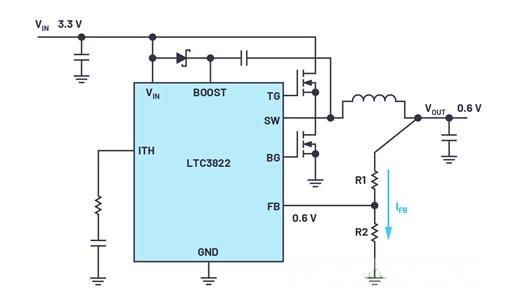 只有几百毫伏的微型直流电源电压电源解决方案