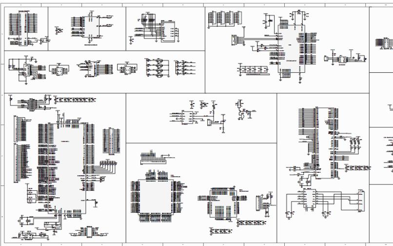 DSP2407 開發板實現SPI的電路方案設計