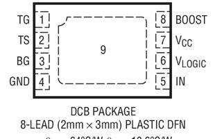高速同步MOSFET驱动器LTC4449的性能特点及适用范围
