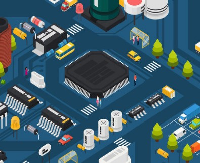 傳鴻海集團正高價競標晶圓代工廠矽佳股權