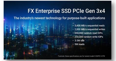 AI時代來臨 群聯推出可客制化企業級SSD解決方案FX系列