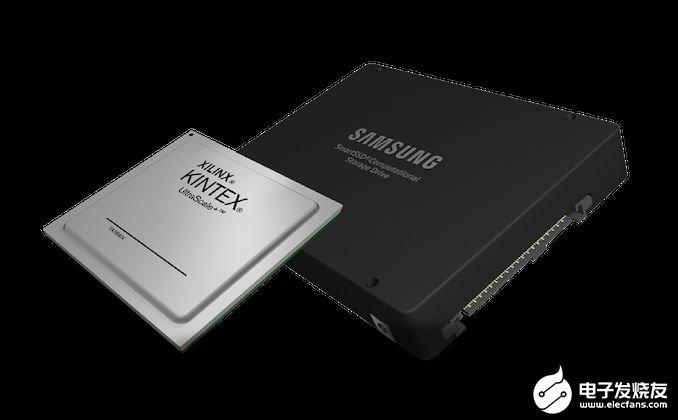 赛灵思+三星:推出新款SmartSSD计算存储驱动器