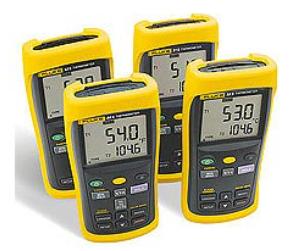 Fluke 50Ⅱ系列新型測溫表的特點及性能分析