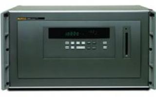 福祿克2680A/2686A數據采集器的功能特點分析