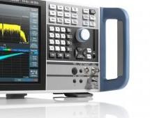 羅德與施瓦茨公司為中端信號新增優異的1 GHz內部分析帶寬