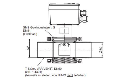 JUMO電磁式電導率變送和監視器CTI-750的操作手冊免費下載