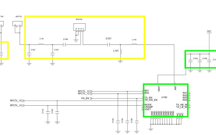 三星S7568的电路图和维修资料合集