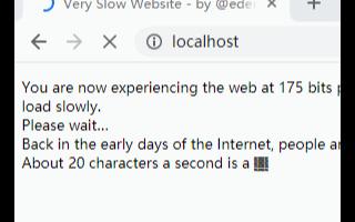 一个和快完全不沾边的网站
