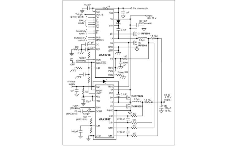 功率MOSFET功耗应该如何计算