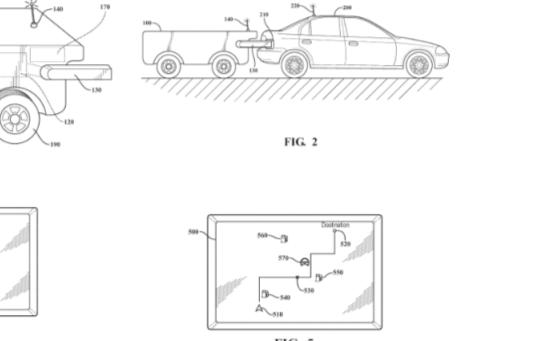 丰田获得了一项自主加油/充电无人机系统的专利