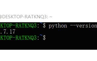 win10的WLS编译环境搭建