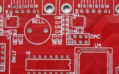 PCB线路板印刷符油墨不清晰的原因及解决方案