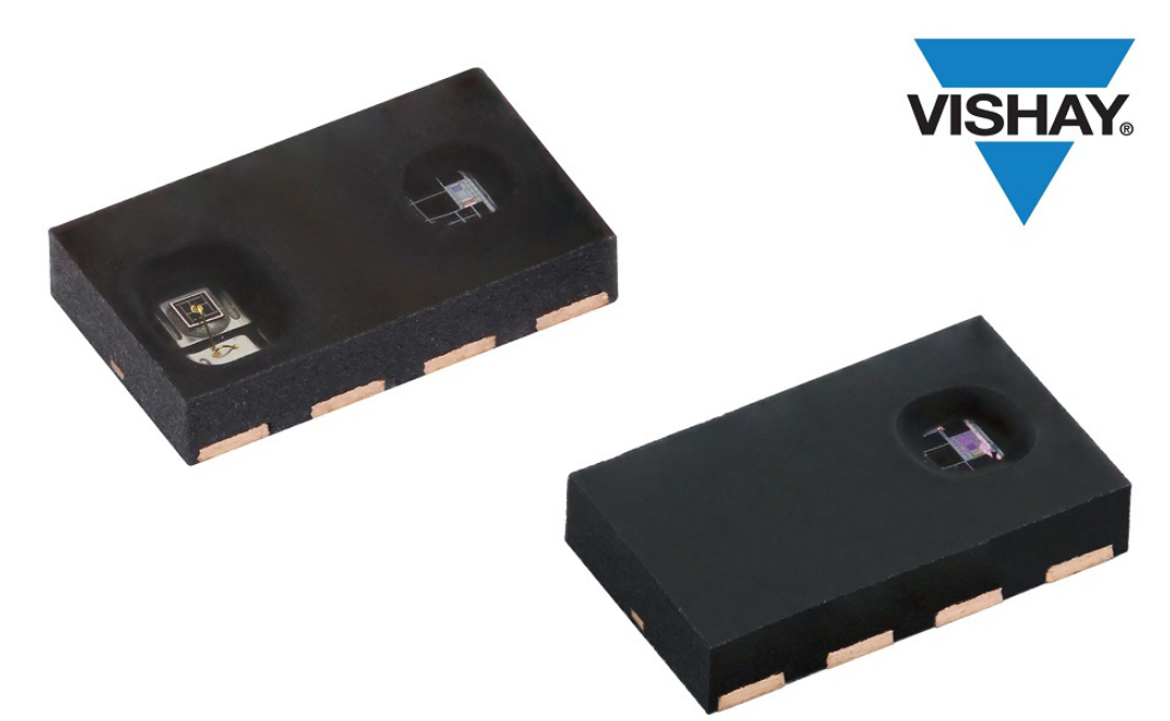 Vishay推出新型汽車級接近傳感器,壓力感測分...