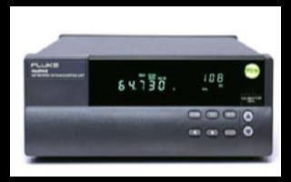 F2640A/08数据采集记录仪的性能特性及特点...