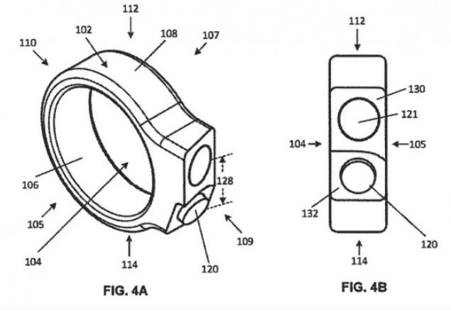 谷歌將研發智能戒指,或是具有攝像頭的小型電腦