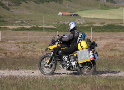 新型摩托车防撞技术问世,为骑手提供AI的保护