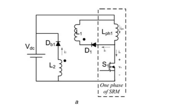 开关磁阻电动机驱动变换器在高消磁电压下连续工作