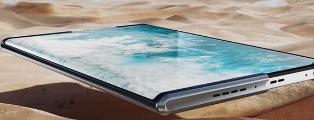OPPO X 2021卷軸屏概念機展示︰搭載OLED