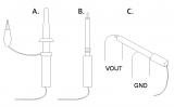 实际穿刺噪声的大小以及分析具体产生的原因