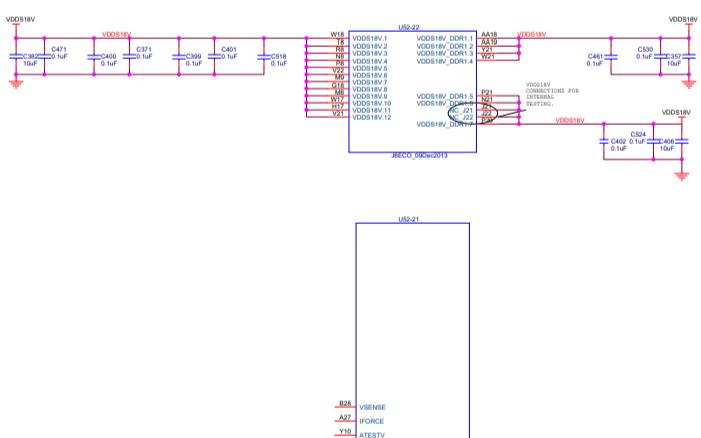 DRA72x和TDA2Ex评估板的电路原理图合集