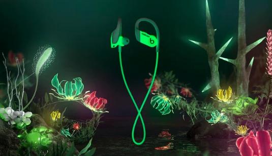 苹果发布Beats新耳机,黑暗中发光的产品1599元