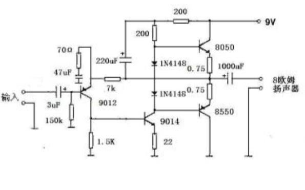 功率放大器的技術指標和原理詳細說明
