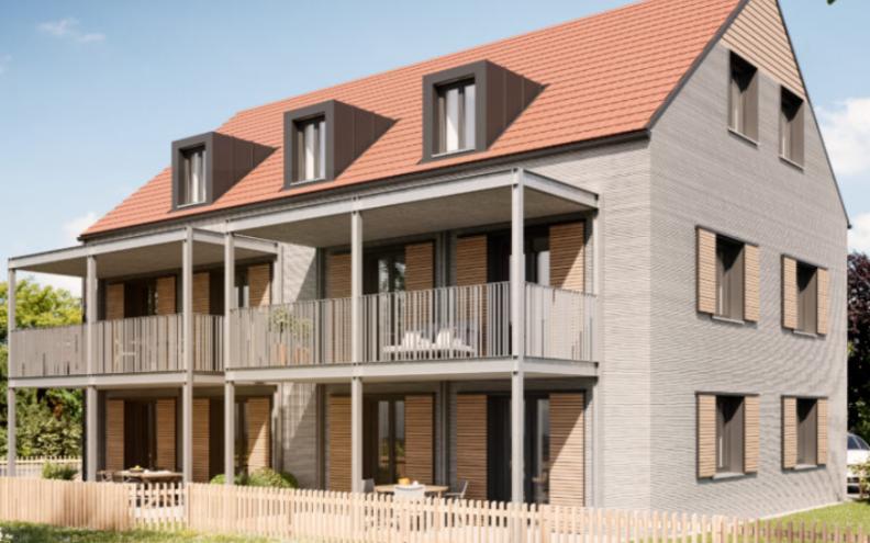 COBOD公司宣布在德国3D打印一座三层公寓楼