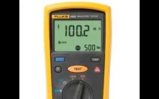 Fluke 1503絕緣電阻測試儀的作用及基本特性