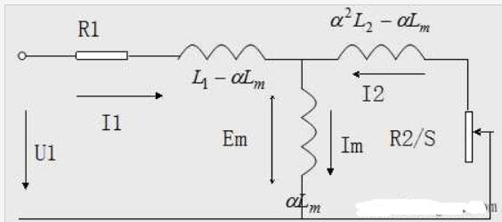 異步電機的效率一般是多少_異步電機的等效電路有哪幾種