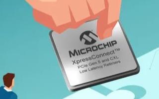 Microchip推出XpressConnect系列重定時器產品