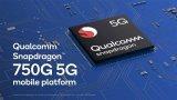 高通骁龙750G 5G移动平台 强大性能集成5G