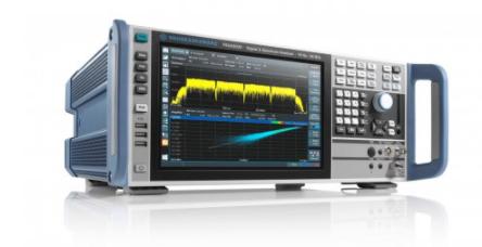羅德與施瓦茨率先將1GHz分析帶寬引入中端信號和頻譜分析儀,成為5G NR的理想選擇