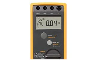 Fluke 1621接地电阻测试仪的特点及作用分析