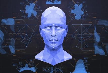 人脸识别软件正在学习识别动物脸