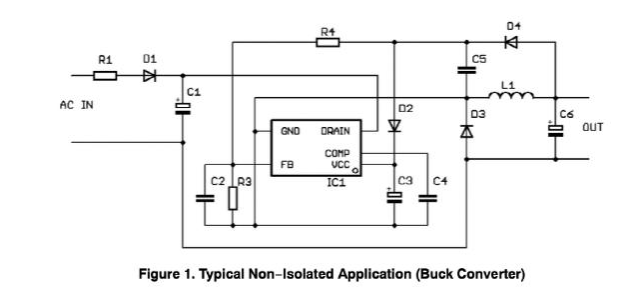 实现具有更高击穿电压和更低待机电流的离线辅助PS...