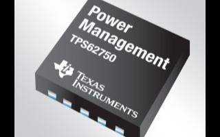 高性能同步降压转换器TPS62750的特性及作用分析