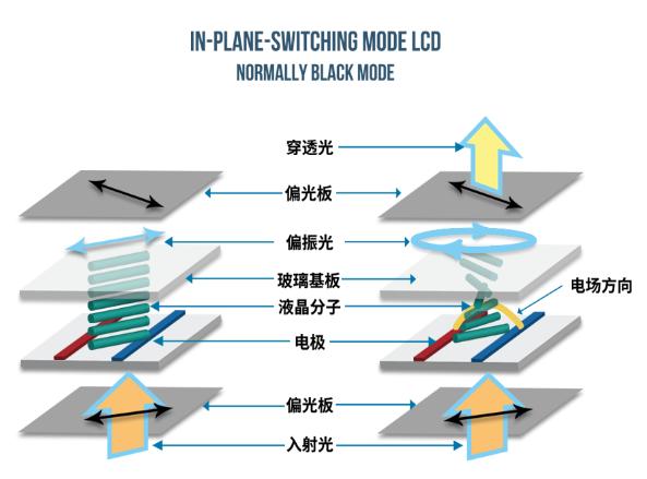OLED与LCD对比分析哪个更优秀