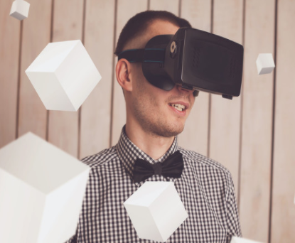 Olleyes正开发便携式眼科诊断的家用VR