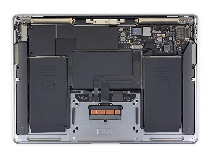 拆解Apple Silicon MacBook:...