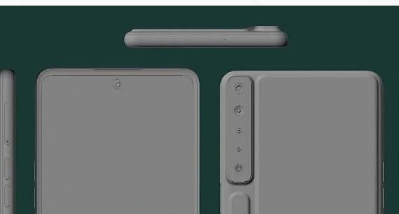 LG Stylo7渲染图曝光:6.8吋打孔屏