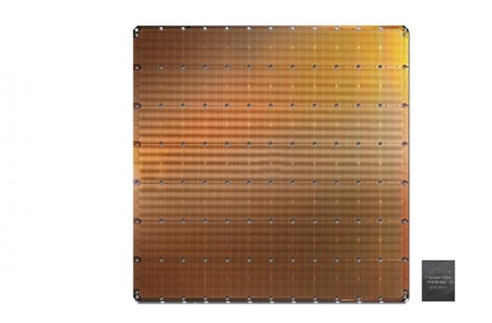 CS-1超级计算机采用了有史以来最大芯片