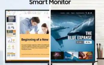 三星宣布了一种新型智能显示器的全球发售