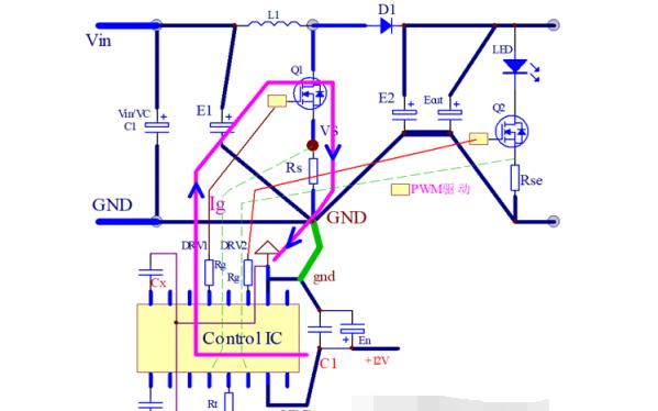 如何设计非隔离IC控制器系统的PCB