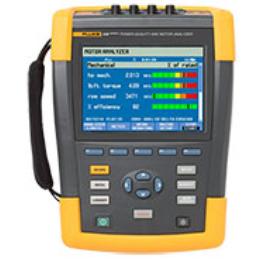 Fluke 438-II电机效率和电气性能综合测试仪的功能作用及特点