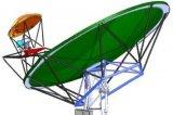 SKA中的天线新技术原理是什么?