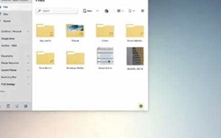 微軟將在2021年的21H2更新中,啟用全新的U...