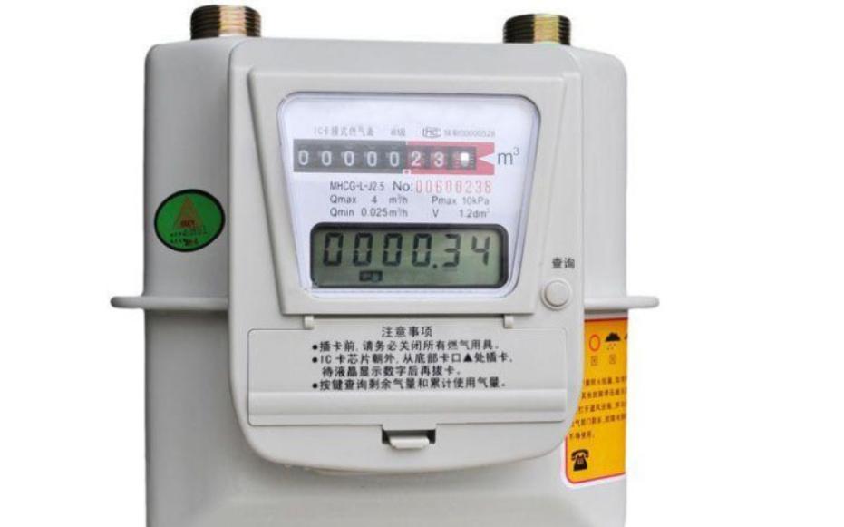 LCD段码液晶燃气表到底有什么优点