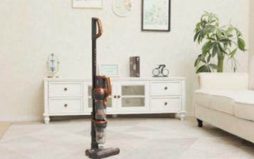 莱克立式吸尘器M12 MAX创新驱动小家电智能升级